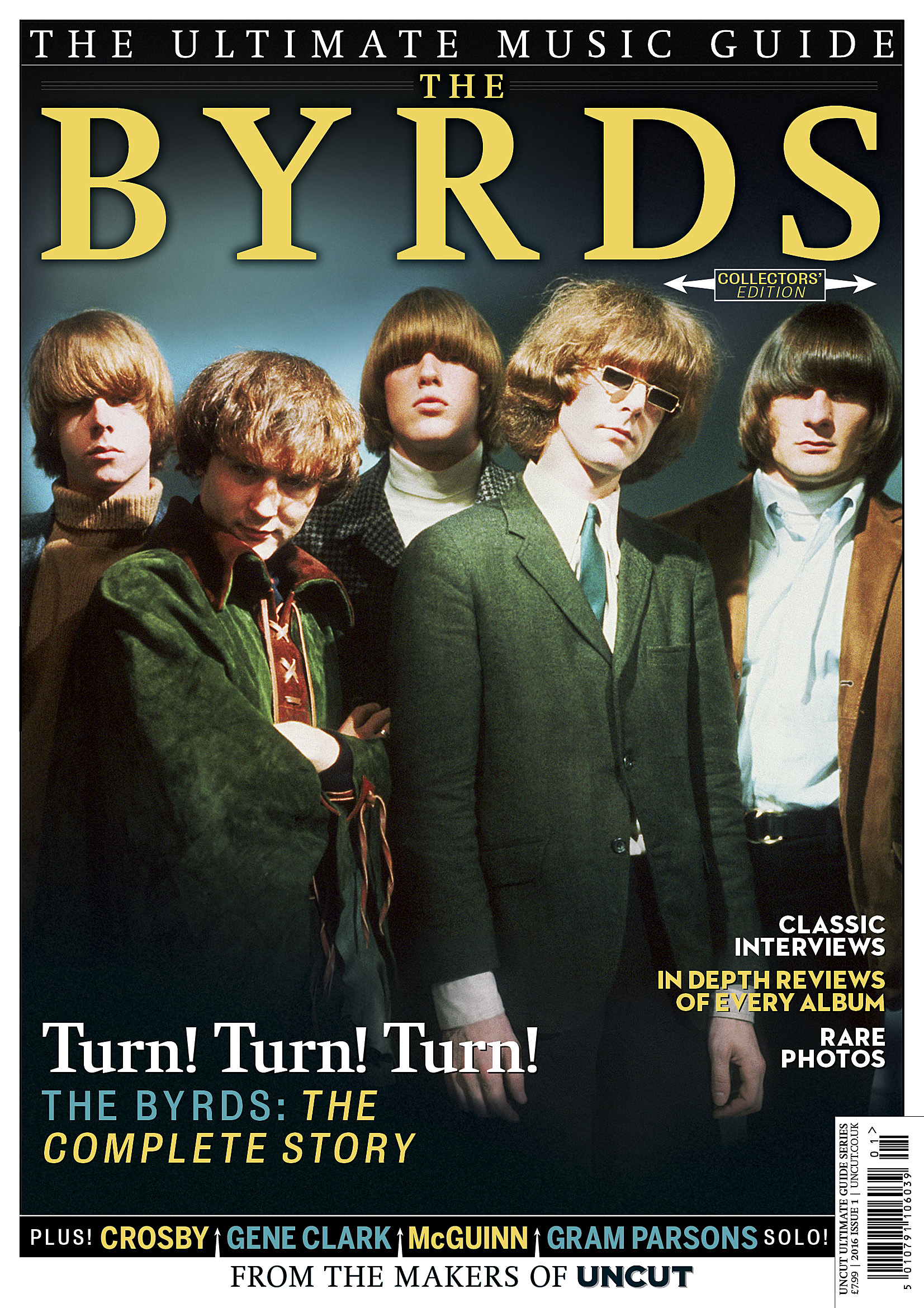 ultimate music guide  the byrds