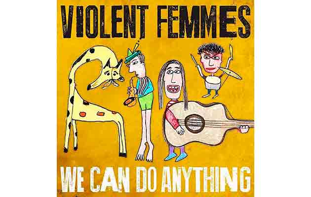 Violent Femmes announce first album for 15 years