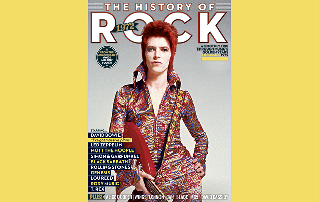 introducing the history of rock 1972 uncut