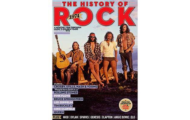 Introducing    The History Of Rock 1974 - Uncut