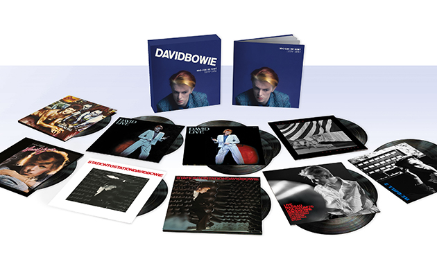 David Bowie Recorded At The Santa Monica Civic Auditorium