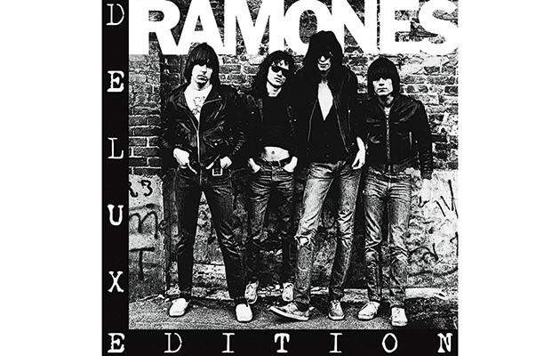 Ramones - Ramones 40th Anniversary Deluxe Edition - Uncut