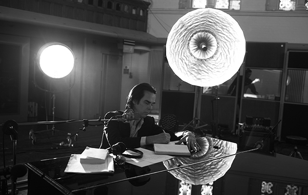Nick Cave, nuovo film concerto in primavera