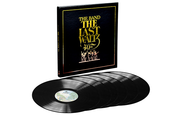 The Band Announce 40th Anniversary Edition Of The Last