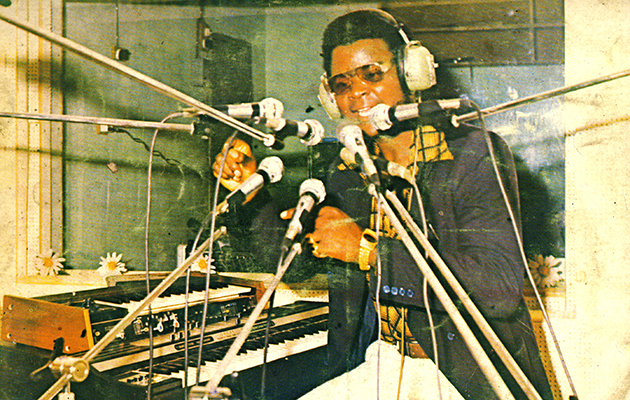 Listen to William Onyeabor's only interview