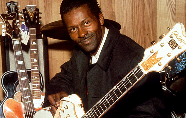 Remembering Music Icon Chuck Berry 10:37