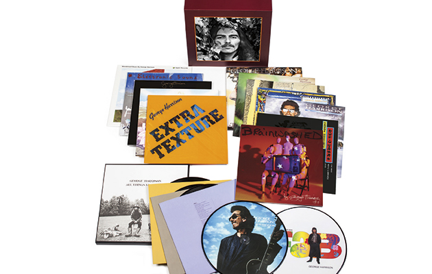 George Harrison The Vinyl Collection