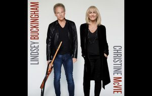 Lindsey Buckingham and Christine McVie confirm tracklisting for their new album
