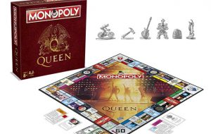 Queen launch their own Monopoly game