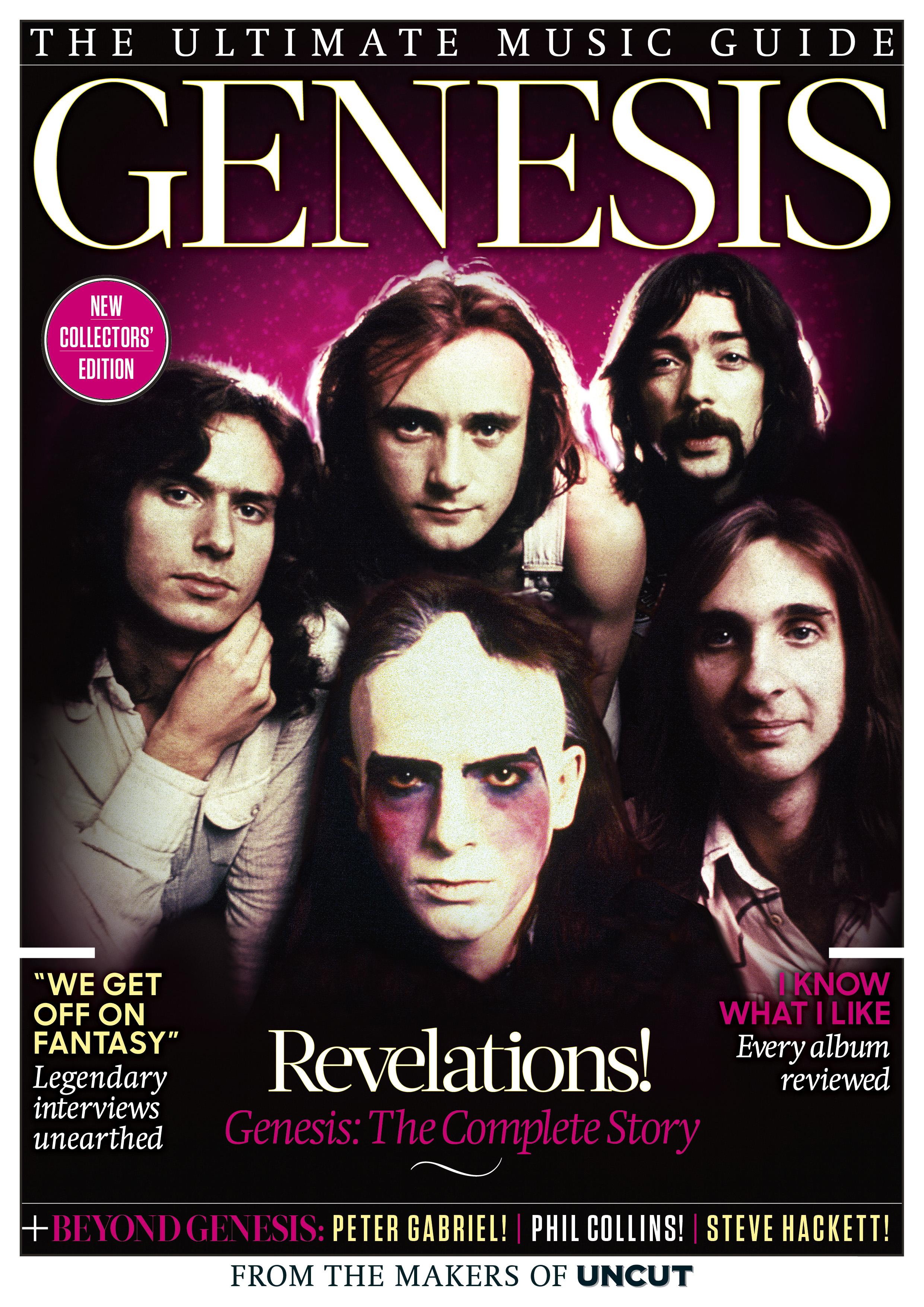 English In Italian: Ultimate Music Guide: Genesis