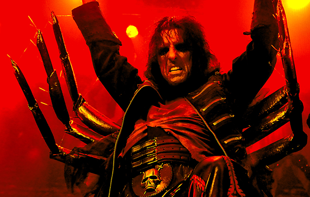 Alice Cooper finds $10m Warhol he forgot he owned