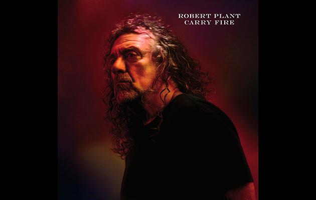 "ROBERT PLANT ANUNCIA NUEVO LP, ""CARRY FIRE"""
