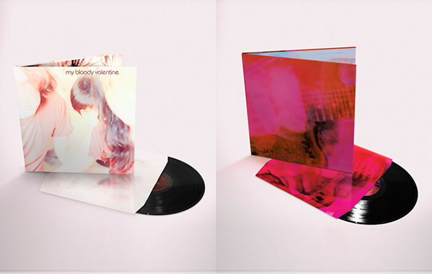 My Bloody Valentine Announce Vinyl Reissues Of Isnt