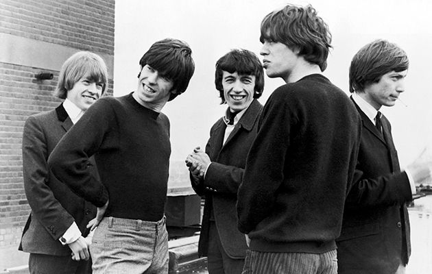 Rolling Stones Exclusive Hear Their Previously Unreleased