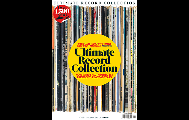 Introducing The Ultimate Record Collection - Uncut