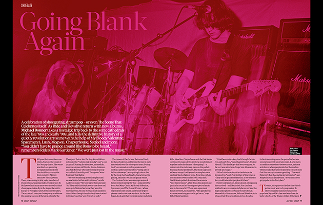 Going Blank Again: a history of shoegaze - Uncut