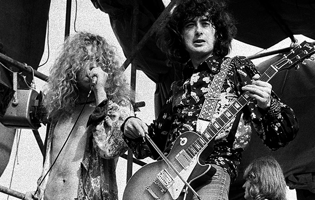 Led Zeppelin To Release Limited 7 Quot For Record Store Day