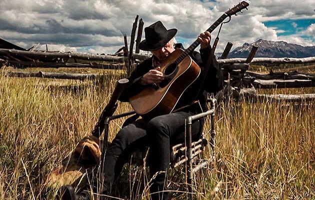 Neil Young reveals details of Paradox soundtrack