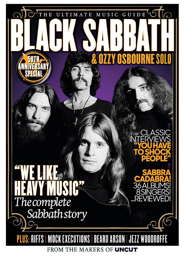 ultimate music guide black sabbath uncut