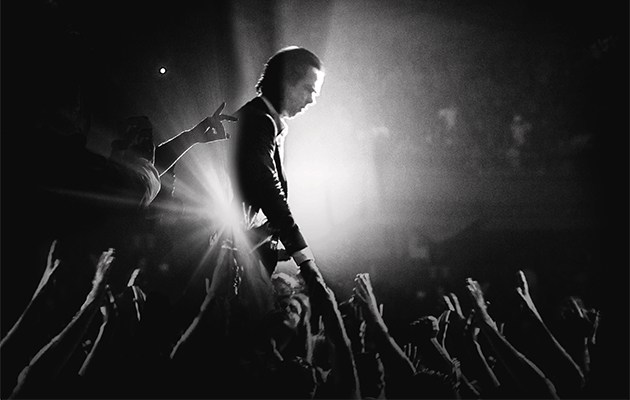 "Watch a video for the live version of Nick Cave's ""Distant ..."