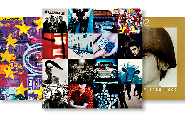 U2 Announce 2lp Vinyl Reissues Of Achtung Baby And Zooropa
