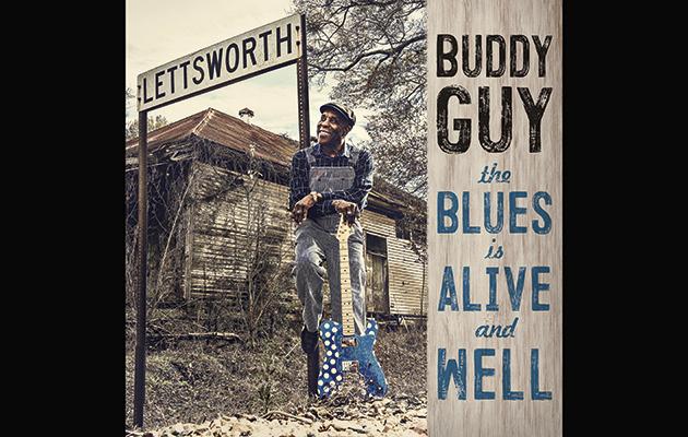 Blues As Blues Is