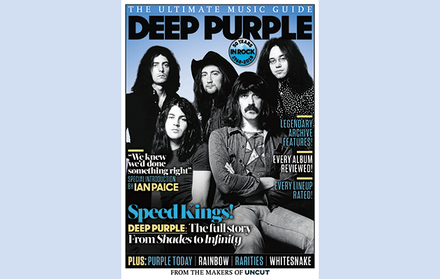 Introducing Deep Purple: The Ultimate Music Guide