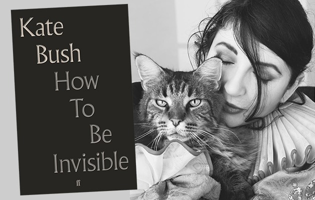 Kate Bush announces lyric book, How To Be Invisible