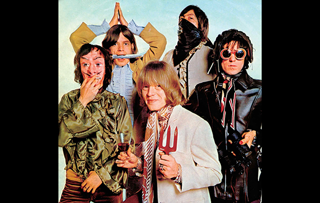The Rolling Stones unveil Beggars Banquet 50th Anniversary
