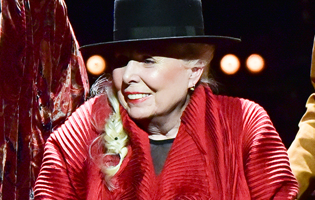 adc61f2206e Watch highlights from Joni Mitchell s 75th birthday tribute concert ...