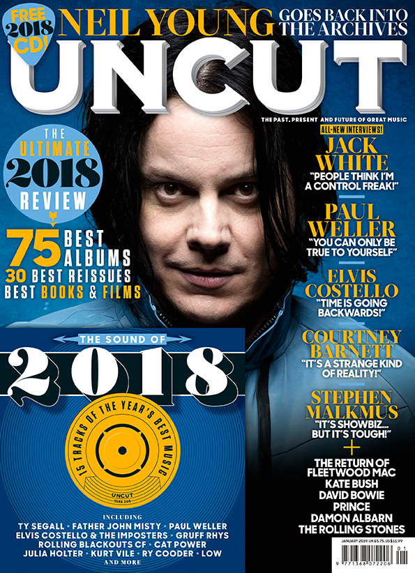 January 2019 - Uncut