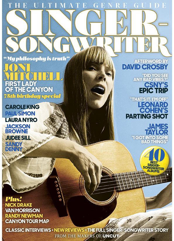 Ultimate Genre Guide Singer Songwriters Uncut