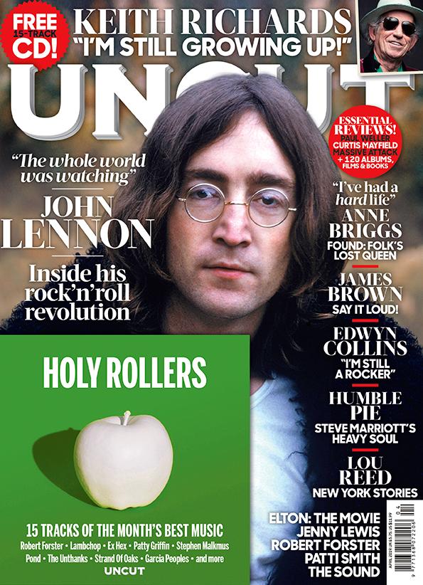 Uncut – April 2019 issue - Uncut