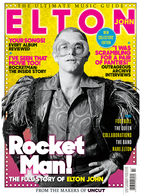 Ultimate Music Guide Elton John Uncut
