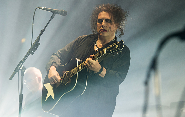 The Cure, The Killers and Stormzy to headline Glastonbury
