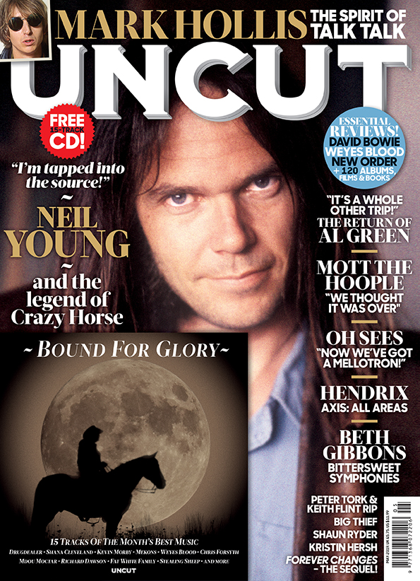 Uncut – May 2019 issue - Uncut