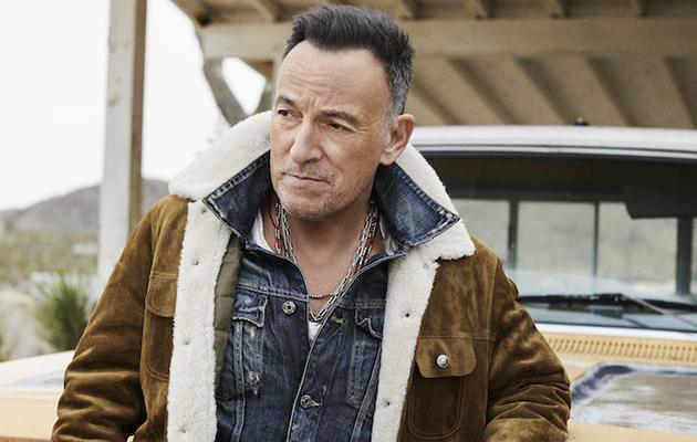 Bruce Springsteen has written a new E Street Band album