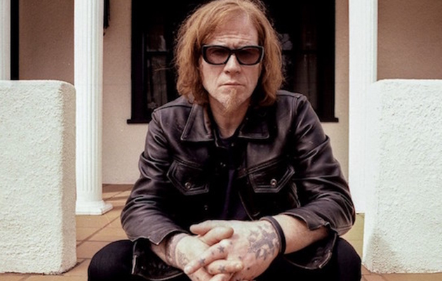 """Watch a video for Mark Lanegan Band's new single, """"Stitch It Up"""""""