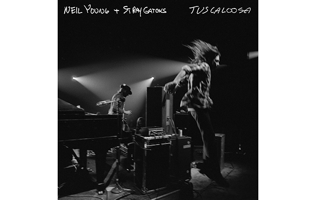 Neil Young confirms release of archival live album, Tuscaloosa