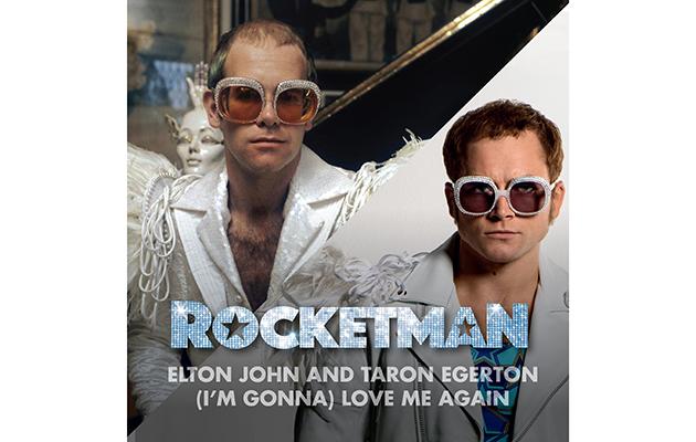 Hear Elton John duet with Rocketman's Taron Egerton