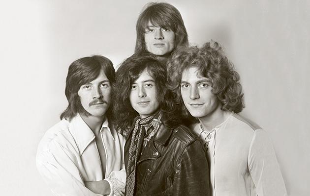 Led Zeppelin confirm details of new documentary film