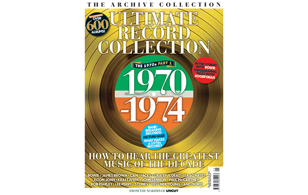 Introducing The Ultimate Record Collection 1970 - 1974 - Uncut