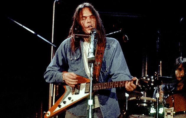 Neil Young + Stray Gators – Tuscaloosa - Uncut