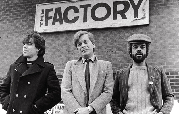 Factory Records' 40th anniversary plans unveiled