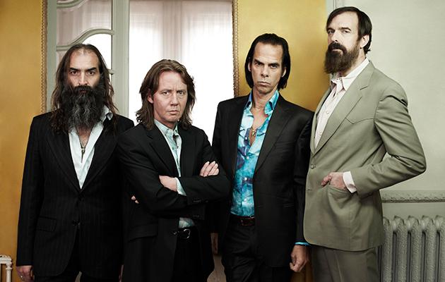 Nick Cave hints at third Grinderman album