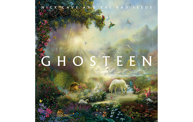 Nick Cave announces new Bad Seeds album, Ghosteen