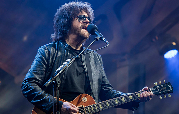 Jeff Lynne's ELO unveil new album, From Out Of Nowhere