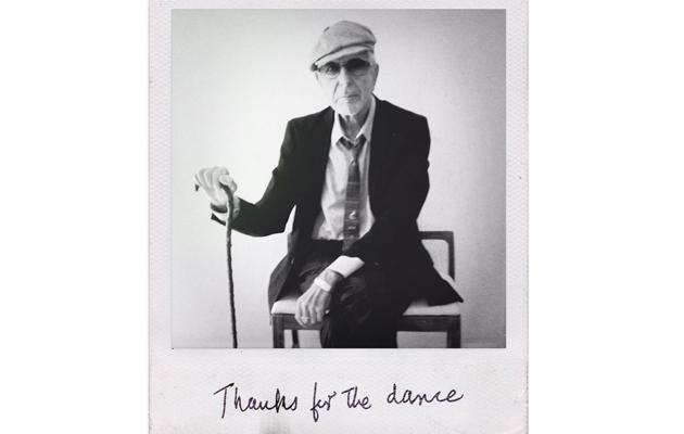 Hear a track from posthumous Leonard Cohen album, Thanks For The Dance - Uncut