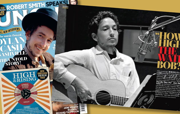 Revealed! The inside story of Bob Dylan and Johnny Cash's Nashville summit - Uncut