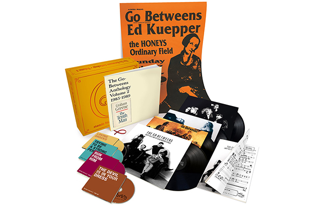 Second Go-Betweens box set unveiled